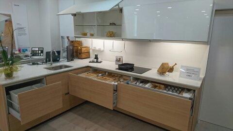 MIL ANUNCIOS.COM - Exposicion. Muebles de cocina exposicion en ...