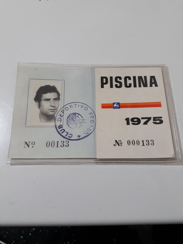 Carnet De Piscina.Empleados De Pegaso