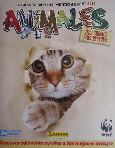 Panini-Amici cucciolotti misión animal amigos sticker nº 1