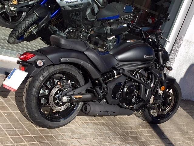KAWASAKI - VULCAN 650S ABS DESD 115€/MES - foto 4