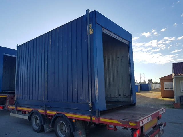 CONTENEDORES HIGH CUBE PALLET WIDE - foto 1