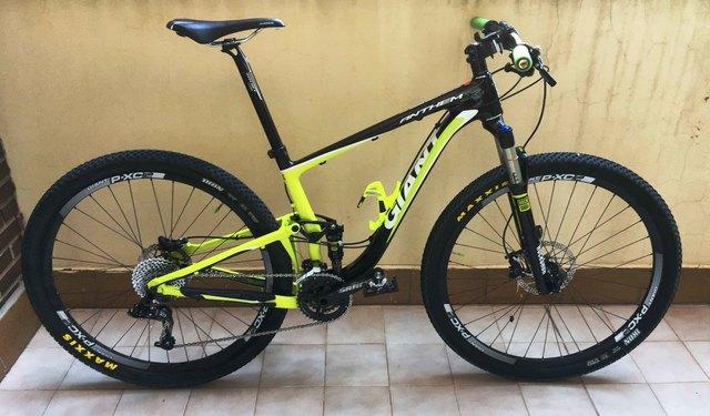 Bicis de montaña XC doble suspension - Deportes - Taringa!