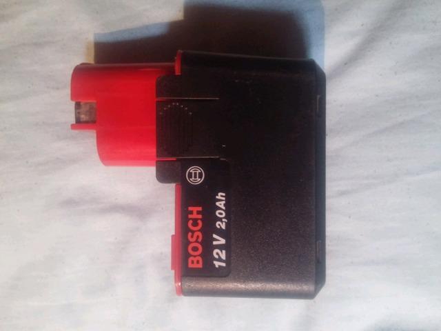 Bateria Atornillador Bosch