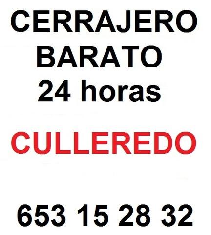 CERRAJERO (CULLEREDO) BARATO 653 152 832 - foto 1