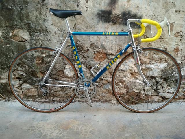 Bicicleta Clásica Vitus Talla 54