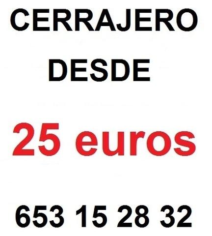 CERRAJERO, , , BARATO 24 HORAS 653 15 28 32 - foto 1