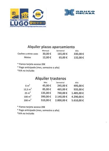 SE ALQUILAN TRASTEROS 100M2 N-540 KM 3 - foto 5