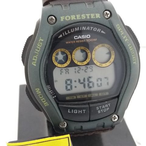 Reloj Casio Forester Ft-110 Modulo 1966