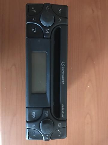 RADIO CD MERCEDES CLK 230 KOMPRESSOR - foto 1