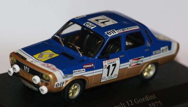 Renault 12 Gordini Rallye Tour De Corse