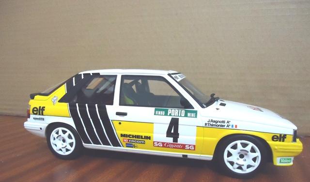 Renault 11 Rallye Portugal 1:18