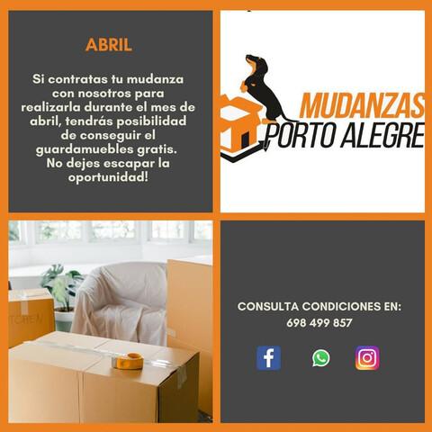 MUDANZAS Y PORTES ECONÓMICOS MADRID - foto 3