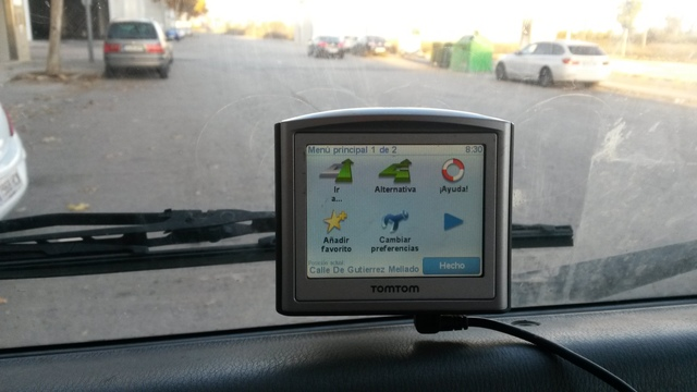 GPS TOM TOM - foto 1