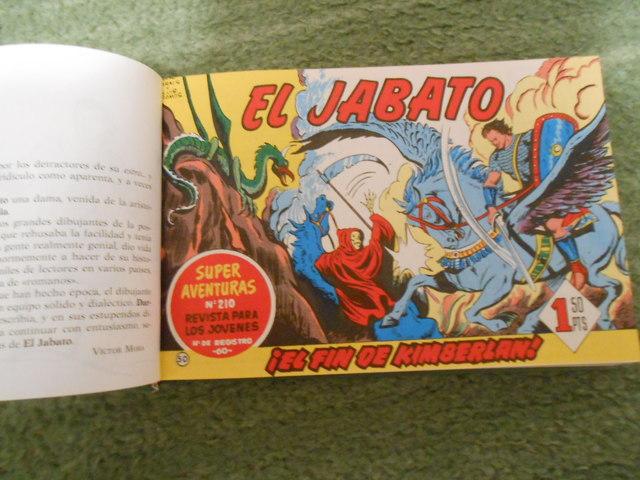 EL JABATO. TOMO 2 (Nº 50 AL 96) segunda mano  San Sebastián