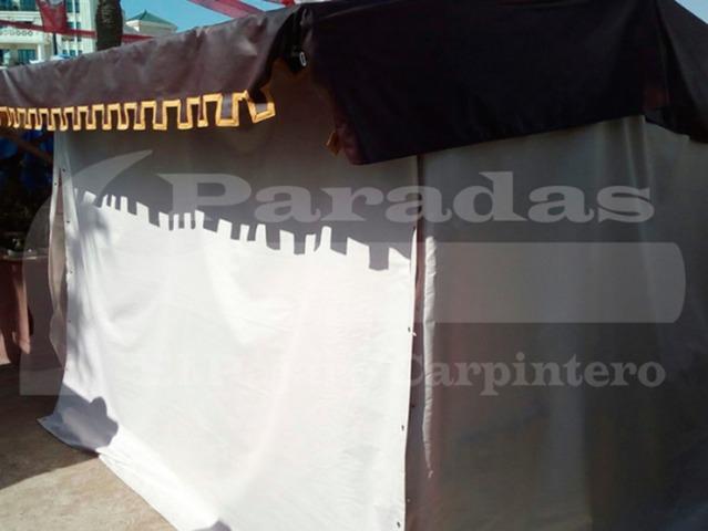 PARADAS PARA FERIAS MEDIEVALES - foto 1