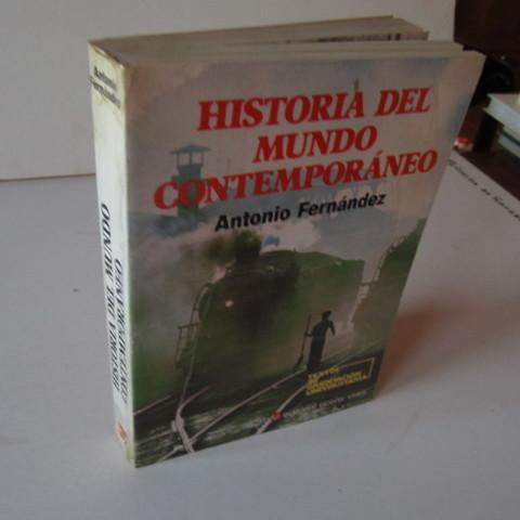 HISTORIA DEL MUNDO CONTEMPORÁNEO-VICEN V - foto 1