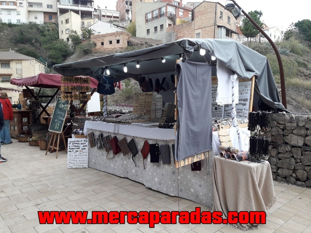 CARPAS PLEGABLES Y ESTRUCTURAS.  24 HORAS - foto 3