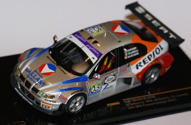 Seat Toledo Gt 24H Spa 2003 D. Defourny-
