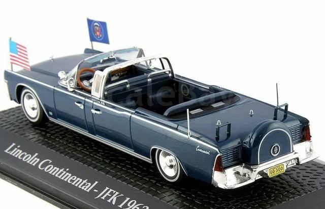 Lincoln Continental sedán ss100 presidentes-sedán 1:43 Atlas//norev maqueta de coche
