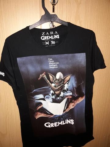 Camiseta De La Pelicula Los Gremlins
