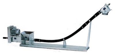 Sinfín Flexible Para Pellets