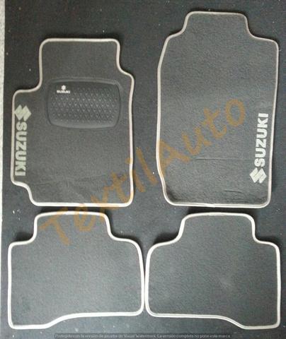 Alfombrillas Goma Suzuki Jimny Desde 1998