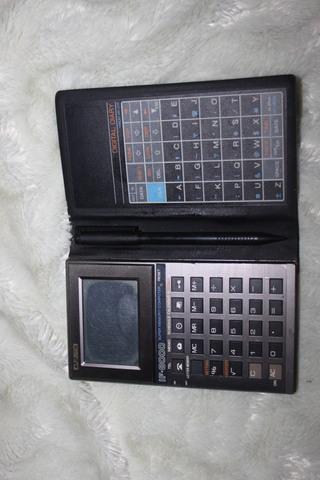 Calculadora Casio If-8000