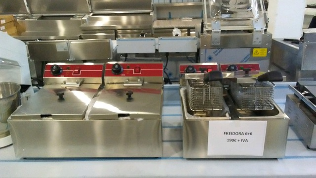 FREIDORA INDUSTRIAL ELÉCTRICA - foto 1