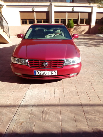 CADILLAC - SEVILLE STS - foto 1