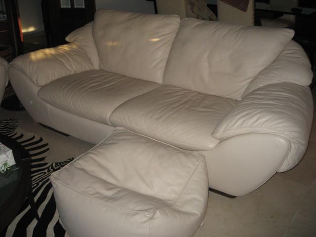 Sillones 3x2.Oferta Sofas 3x2 Piel Blanca
