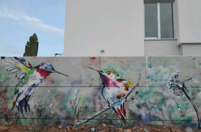 PINTURA MURAL ARTÍSTICA GRAFFITI LOCALES - foto 5