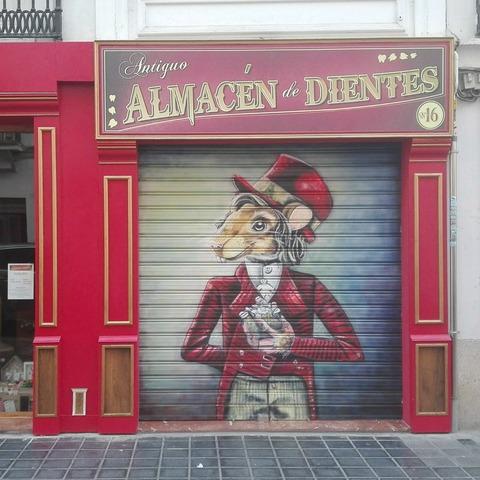 PINTURA MURAL ARTÍSTICA GRAFFITI LOCALES - foto 6