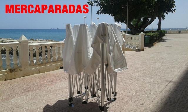 CARPAS,  PARADAS MERCADILLO,  MESAS,  24H - foto 4