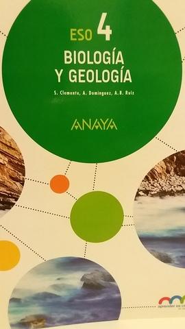 Mil Anuncios Com Biologia Y Geología 4 Eso Aprender Es