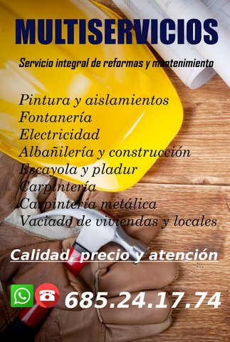 REFORMAS COMPLETAS - foto 1