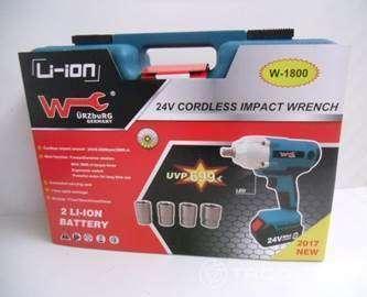 Taladro De Baterias Para Llaves Impacto