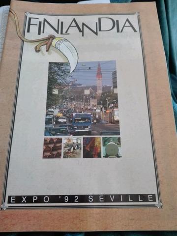 Revista Finlandia Expo 92