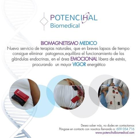 biomagnetismo perder peso