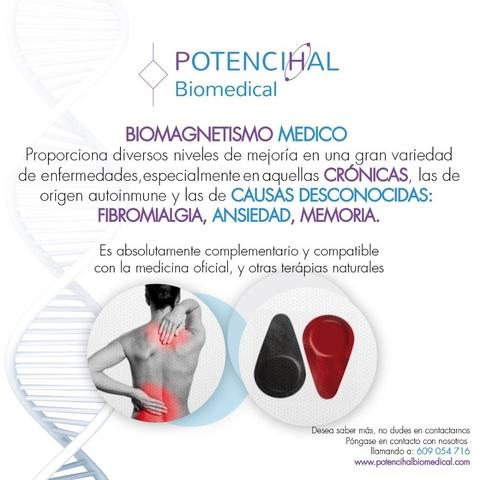 Biomagnetismo medico para bajar de peso