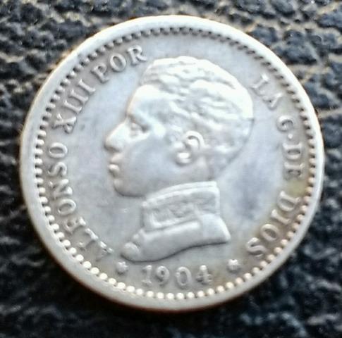 50 Céntimos De 1904