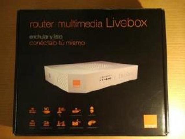 MIL ANUNCIOS COM - Router livebox 2 Segunda mano y anuncios
