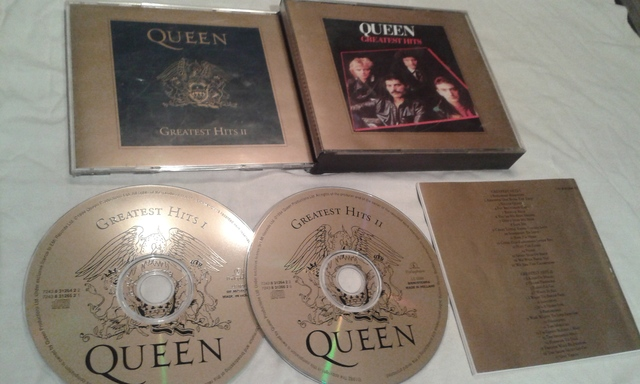Usado, QUEEN GREATEST HITS segunda mano  Deltebre