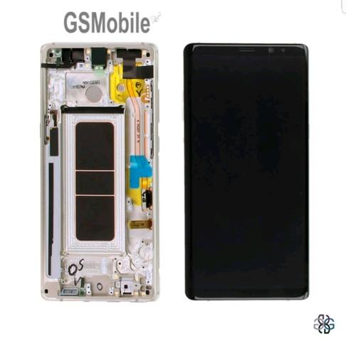8 Samsung Pantalla N950 Note