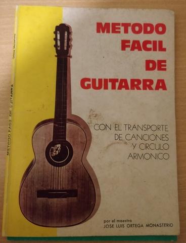 MÉTODO FÁCIL DE GUITARRA - foto 1