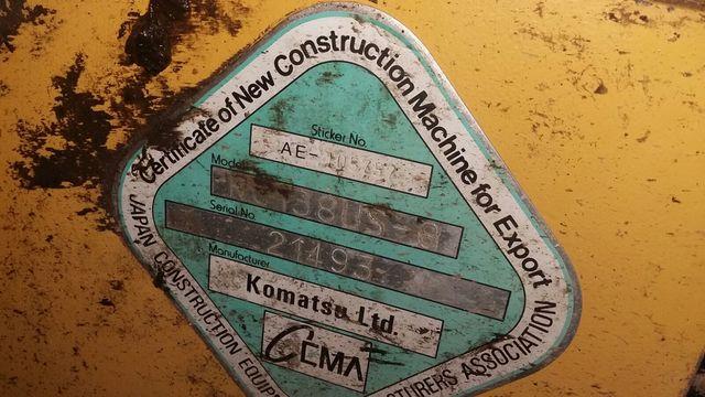 EXCAVADORA 14 TN KOMATSU PC138 Nº 2932 - foto 6