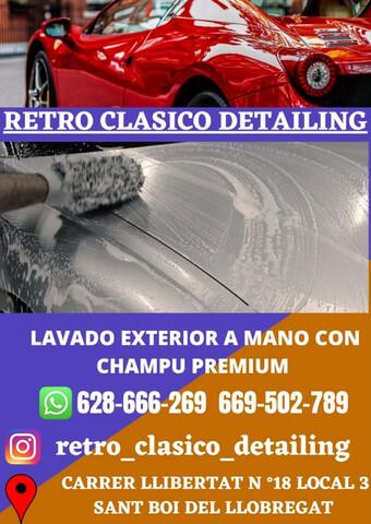 SERVICIOS RETRO CLASICO DETAILING - foto 5