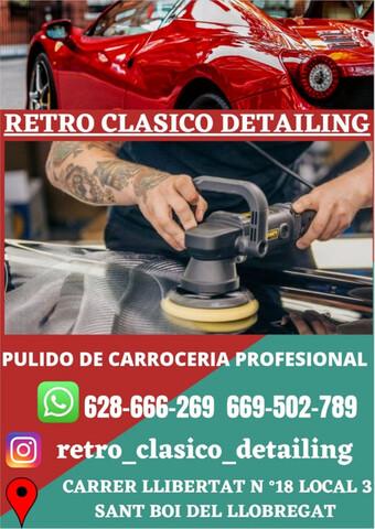 SERVICIOS RETRO CLASICO DETAILING - foto 7