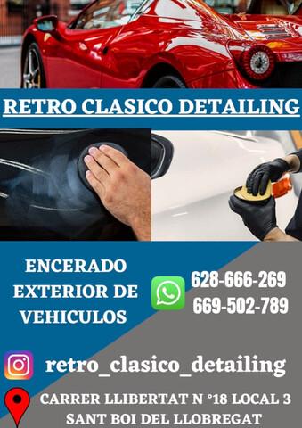SERVICIOS RETRO CLASICO DETAILING - foto 8