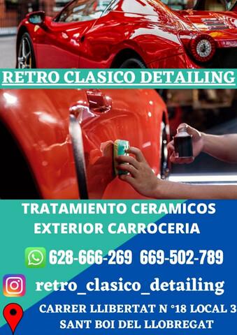SERVICIOS RETRO CLASICO DETAILING - foto 6