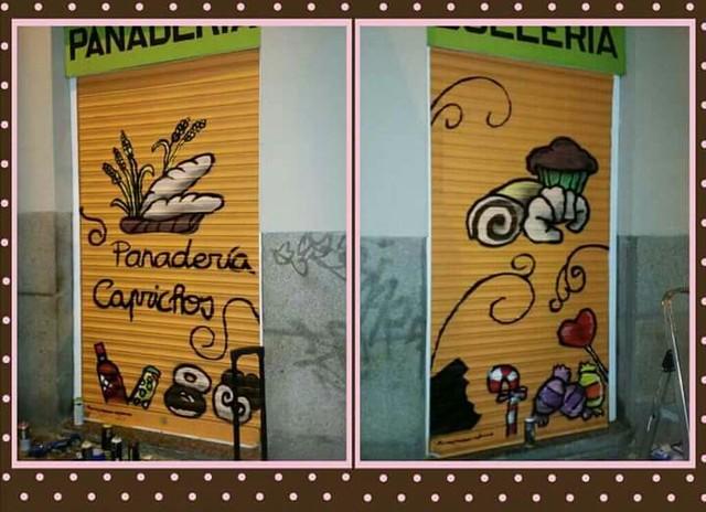 DECORACIÓN.  GRAFFITY - foto 1